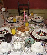 CT Inn Breakfast